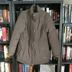 Eddie Bauer Weather Edge Down Parka - WARM